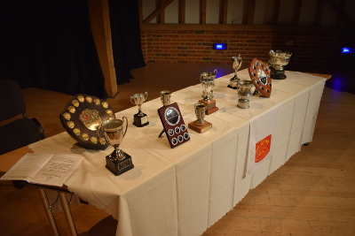 The Totton Festival of Drama Awards